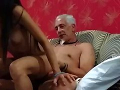Young amateur couple homemade hardcore action