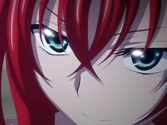 High School DxD - Best Fan Service Scenes - Seasons 1-4 English Dubbed