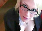 Hot teacher takes student´s virginity