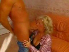 granny karola anal