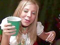 Drunk teens having sex