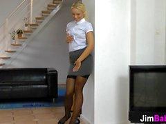Stockings beauty milks