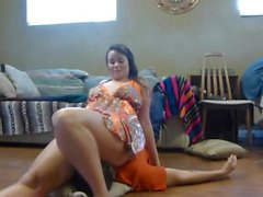 Big ass Panty Facesitting 480p - more on