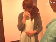 Cute jap brunette gets pussy licking 04