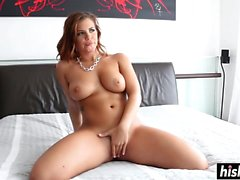 Keisha Grey deepthroaths and gets bonked