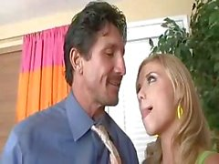 Nicole Ray does some 69 oral with her partner before fucking