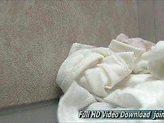 Whitney Dressup Scenes A Gorgeous Brunette FTV