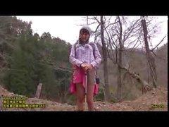 cute teen outdoor climbging goupsex gangbang