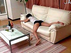 Slutty drunk teen