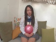Teen asian couple playing