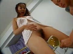 Asian drink piss