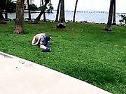 Kiara Mia and Ariana Marie loves a thick massive cock
