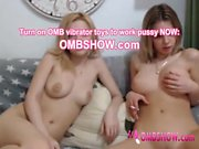 Pink OMBSHOW Tail Toys Inside Both Hotties Ready 4 U 2 Play