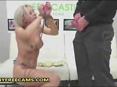 Casting Teen Face Fucked Rough By Big Cock