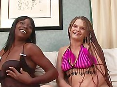 INTERRACIAL DREAM GIRLS - Scene 7
