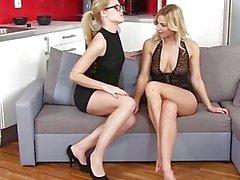 Inner Massage [Delphine & Nathaly]