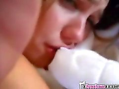 Homemade Webcam Fuck for a hot teen