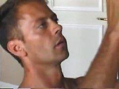 Big cock blowjob gangbang