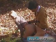 Teen french bombshell forest fucking fun part5