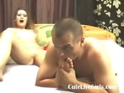 girlfriend sweet fucking revenge on cam