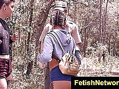 TeensInTheWoods Marsha May bday bondage