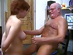old Man fuck young Girl