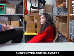 ShopLyfter - Teen Looter Gets Cum Dumped