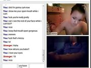 hot 19yo strips on omegle