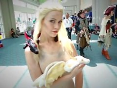 Sexy Cosplay compilation