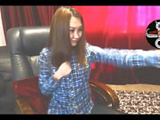 Asian Teen Dishonors Family By Acting Like A Slut On Webcam