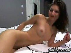 Amateur Teen Zarina Masood Masturbating