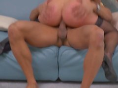 Hot milf and her younger lover 838