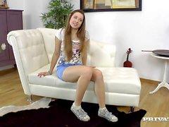 Taissia Shanti Russian teen in a porn scene