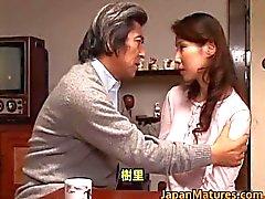 Juri Yamaguchi Asian model gives part6