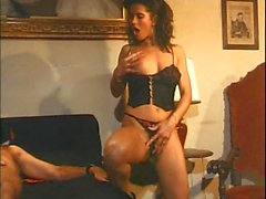 Anal Threesome Porca and Ninfomane (1993) Angelica Bella