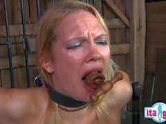 Sexy wife cum in mouth