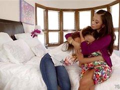 Dillion Harper, Ariella Ferrera, Milf And Stepdaughter