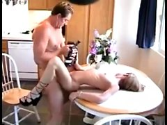 Secret Sex Tape With My Teen Daughter