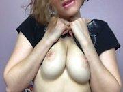 Boobs, Belly Button, Squirting - A Custom Video