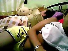 Teen Filipina Show Her Body Part-2
