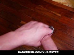 DadCrush - Hot Teen Step-Daughter Bribed To Fuck