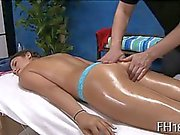Fine blow from legal age teenager attractive gal