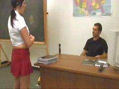 Teens Unacceptable Behavior In Classroom