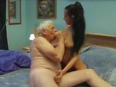 Grandpa and Teen Escort