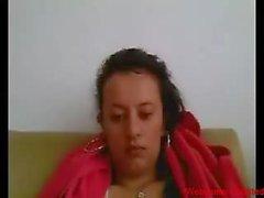 #0008 - Messenger girl having fun