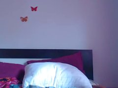Shakirababy Webcan Fun in Bed
