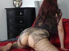 Twerking That Ass Before Fucking