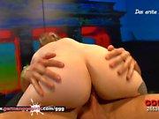 Little Meli Double Penetrated hardcore - German Goo Girls