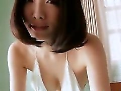 Japanese Babe Being A Tease Non Nude