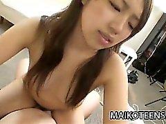 Miki Kagawa - Sweet Japan Teen Doing Oriental Porn